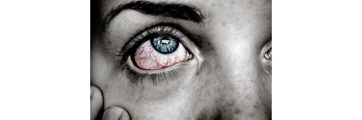 Cannabis Augenprobleme – Augen schlechter durch Kiffen? - Cannabis Augenprobleme – Augen schlechter durch Kiffen?
