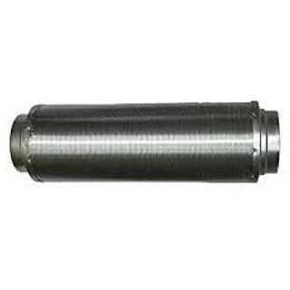 Wilco Schalldämpfer 125 mm / 55 cm