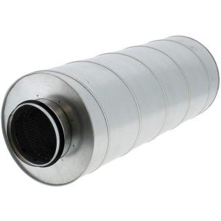 Vents Schalldämpfer 125 mm / 60 cm