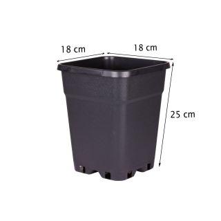 Plastiktopf 6,5 Liter