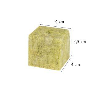 Steinwolle 4x4x5 cm