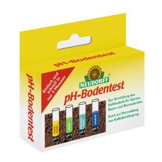 Neudorf pH-Bodentest