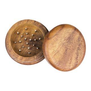 Holz Grinder 2-teilig 50 mm