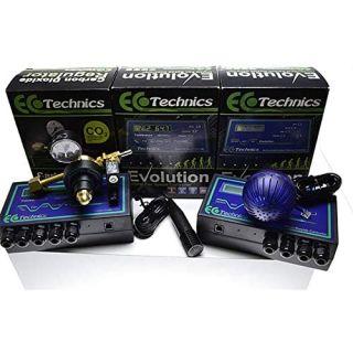Ecotechnics Evolution Co2 Komplettset Plus