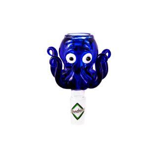 Octopus Bong Kopf
