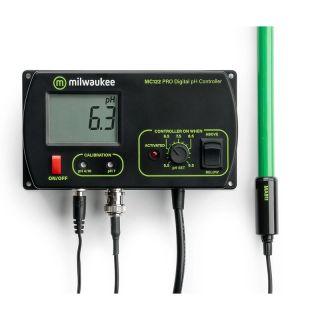Milwaukee pH Monitor + Pumpenanschluss MC122