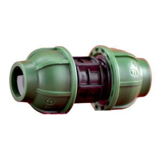 PE Schraub Kupplung 25 mm - 25 mm