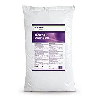 Plagron Seed + Cuttingsoil 25 Liter