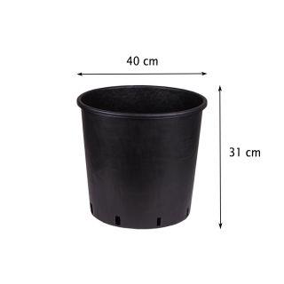 Runder Topf 35 Liter