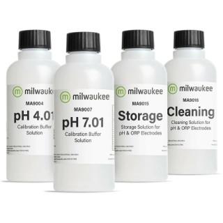 Milwaukee Starter Kit 4.01 pH-Wert